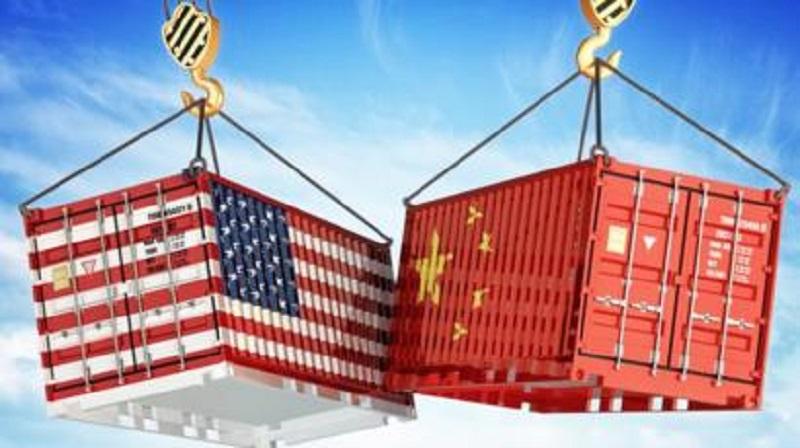 চীন মার্কিন বাণিজ্য যুদ্ধ