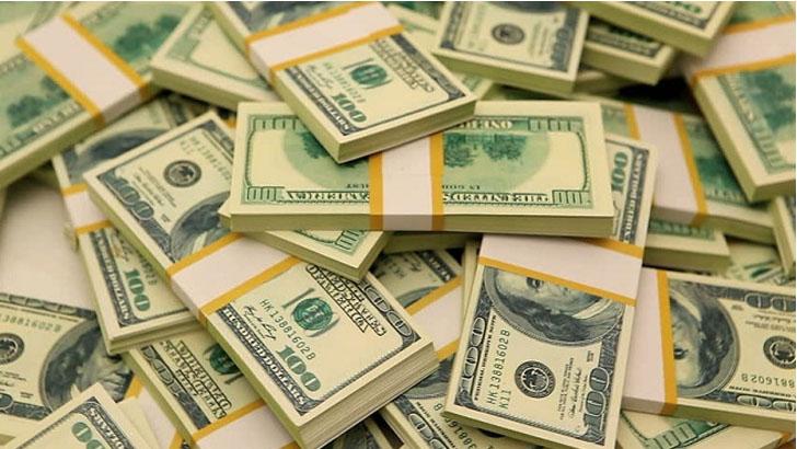 ৪৪ বিলিয়ন ডলার ছাড়ালো রিজার্ভ