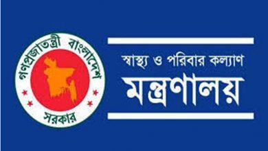 Photo of প্রতিটি জেলায় ডায়ালাইসিস ইউনিট করা হবে -স্বাস্থ্যমন্ত্রী