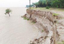 Photo of চারপাশে শুধু নদী ভাঙনের সুর