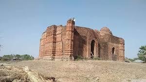 Photo of ৫২৬ বছরের পোড়ামাটির ঐতিহাসিক খেরুর মসজিদ