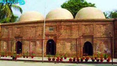 ৪৬৫ বছরের ঐতিহাসিক সমাজশাহী মসজিদ
